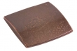 Rocky Mountain Hardware<br />TT320 - ROCKY MOUNTAIN ARCHED TILE 4&quot; x 4&quot;