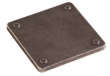 Rocky Mountain Hardware<br />TT501 - ROCKY MOUNTAIN RIVETS TILE 4&quot; x 4&quot;