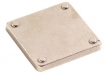 Rocky Mountain Hardware<br />TT506  - ROCKY MOUNTAIN RIVETS TILE 3&quot; x 3&quot;