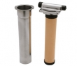 Rohl Faucets<br />U.1812 - ROHL INLINE FILTER COMPLETE WITH CARTRIDGE U.1812