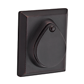 Rustic Square Deadbolt <br>$45