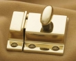 Cliffside - Cabinet<br />SBCL-PB - CLIFFSIDE POLISHED BRASS LATCH