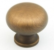 Schaub<br />706-ALB - 1-1/4&quot; Antique Light Brass Knob