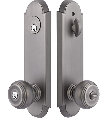 Emtek Single and Two-Point Locksets