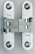 Soss Invisible Hinges<br />208SS - Model 208SS Stainless Steel Invisible Cabinet Hinge
