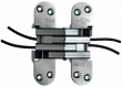 Soss Invisible Hinges<br />220PT4 - Model 220PT4 Power Transfer Invisible Hinge 0.4A Current