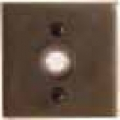 Emtek<br />2459 EMTEK - DOORBELL BUTTON WITH SQUARE ROSETTE