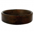 Thompson Traders - sinks<br />RCDW - BACCUS SINK - Black Copper