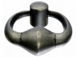 Top Knobs<br />M1420 - Aspen Ring Pull - Silicon Bronze Light