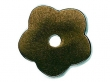 Top Knobs<br />M1426 - Aspen Flower Plate 1&quot; - Light Bronze