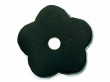 Top Knobs<br />M1427 - Aspen Flower Plate 1&quot; - Medium Bronze