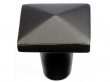 Top Knobs<br />M1517 - Aspen Square Knob 1 1/2&quot; - Medium Bronze