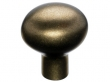 Top Knobs<br />M1526 - Aspen Small Egg Knob 1 3/16&quot; - Light Bronze