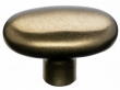 Top Knobs<br />M1541 - Aspen Large Potato Knob 2&quot; - Light Bronze