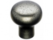 Top Knobs<br />M1545 - Aspen Round Knob 7/8&quot; - Silicon Bronze Light