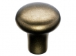 Top Knobs<br />M1551 - Aspen Round Knob 1 1/8&quot; - Light Bronze