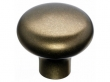 Top Knobs<br />M1556 - Aspen Round Knob 1 3/8&quot; - Light Bronze