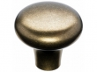 Top Knobs<br />M1561 - Aspen Round Knob 1 5/8&quot; - Light Bronze
