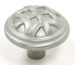 Top Knobs<br />M162 - Celtic large knob 1 1/4&quot; in Pewter Light