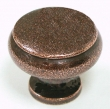 Top Knobs<br />M209 - Cumberland knobs 1 1/4&quot; in Old English Copper