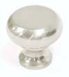 Top Knobs<br />M271 - Flat faced round knob 1 1/4&quot; in Brushed Satin Nickel
