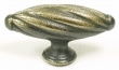 Top Knobs<br />M54 - Versailles knob - large in Dark Antique Brass
