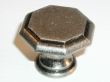 Top Knobs<br />M6 - Devon knob 1 1/4&quot; in Antique Pewter, Knobs Knobs   .