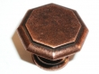 Top Knobs<br />M7 - Devon knob 1 1/4&quot; in Old English Copper Knobs Knobs