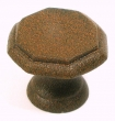 Top Knobs<br />M8 - Devon knob 1 1/4&quot; in Rust Knobs Knobs