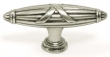 Top Knobs<br />M929 - Ribbon &amp; Reed T-handle in Antique Pewter