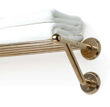 Shelf Brackets & Towel Racks