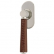 Turnstyle Designs<br />C1395/C2549 - Combination Leather, Tilt and turn window handle, Tube Stitch Out