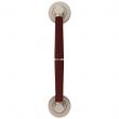 Turnstyle Designs<br />C1496/C1608 - Combination Leather, Door pull, Tube Split Stitch In