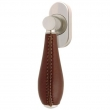 Turnstyle Designs<br />C1645/C2548 - Combination Leather, Tilt and turn window handle, Plain Stitch