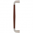 Turnstyle Designs<br />CF1416 - Combination Leather Goose Neck, Door pull, Tube Long Stitch In