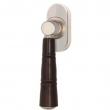Turnstyle Designs<br />D1329/D2567 - Combination Amalfine, Tilt and turn window handle, Bamboo