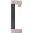 Turnstyle Designs<br />R2675 - Door Pull, Offset Square, Face Stitch In