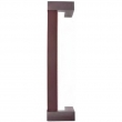 Turnstyle Designs<br />R2681 - Door Pull, Offset Square, Side Stitch In