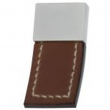Turnstyle Designs<br />U1881 - Strap Leather, Cabinet pull handle, Square Tab