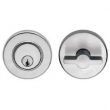 Valli Valli<br />101RPS - 101 RPS Plain Stainless Steel Deadbolt Single Cylinder