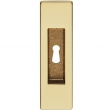 Valli Valli<br />K1195 - K 1195 Bess Series Pocket Door Flush Pull with Key Hole