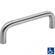 Linnea Stainless Steel<br />100-F - Cabinet Pull Stainless Steel or Brass 260mm