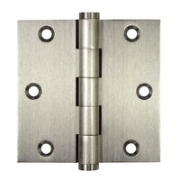 Deltana Solid Brass Hinges