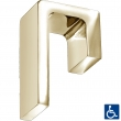 Linnea Stainless Steel<br />2052 - Cabinet Pull Stainless Steel or Brass 50mm