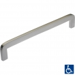 Linnea Stainless Steel<br />2054-A - Cabinet Pull Stainless Steel or Brass 316.8mm