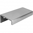 Linnea Stainless Steel<br />220-E - Cabinet Pull Stainless Steel or Brass 75mm
