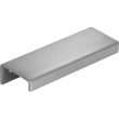 Linnea Stainless Steel<br />221-E - Cabinet Pull Stainless Steel or Brass 75mm