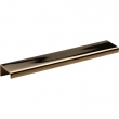 Linnea Stainless Steel<br />221-C - Cabinet Pull Stainless Steel or Brass 200mm