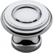 Baldwin<br />4491.260.bin IN STOCK   - Dominion Knob - Polished Chrome