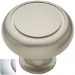 Baldwin<br />4494.260.bin IN STOCK - Deco Knob - Polished Chrome
